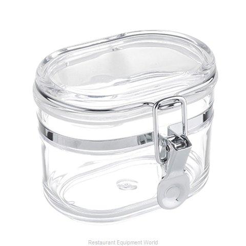 Tablecraft 10113 Storage Jar / Ingredient Canister, Plastic