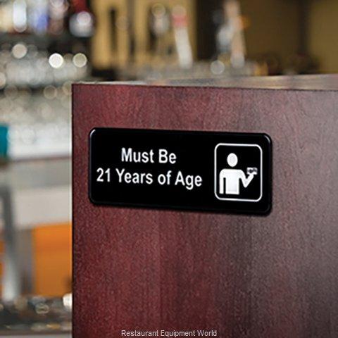 Tablecraft 10130 Sign, Compliance