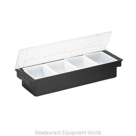 Tablecraft 103 Bar Condiment Server, Countertop