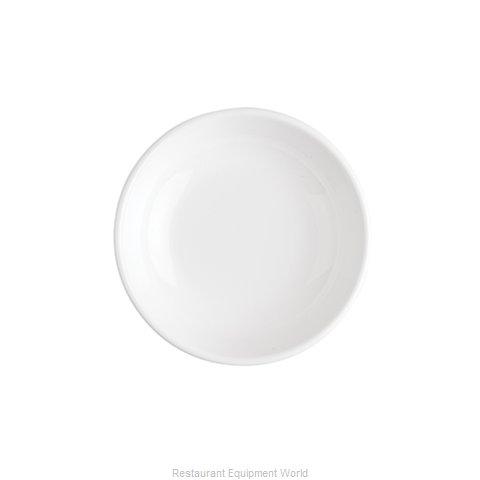 Tablecraft 10311W Plate, Plastic