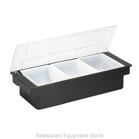 Tablecraft 104 Bar Condiment Server, Countertop