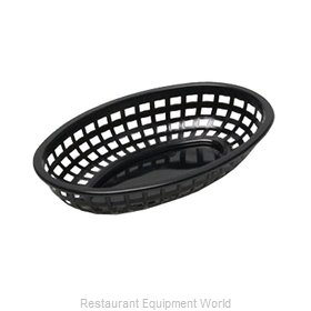 Tablecraft 1074BK Basket, Fast Food
