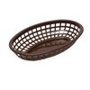 Tablecraft 1074BR Basket, Fast Food