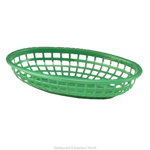 Tablecraft 1074G Basket, Fast Food (Magnified)