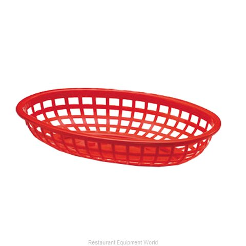 Tablecraft 1074R Basket, Fast Food (Magnified)