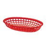 Tablecraft 1074R Basket, Fast Food