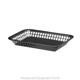 Tablecraft 1077BK Basket, Fast Food