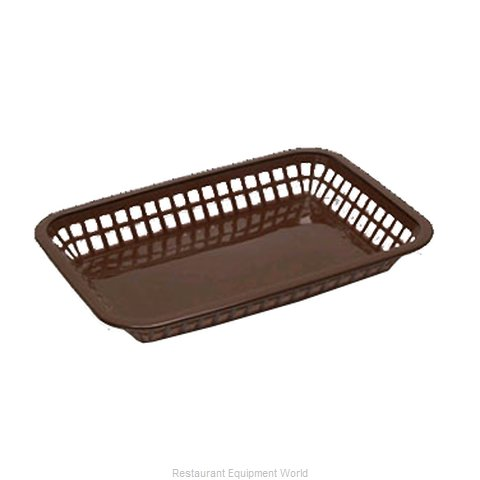Tablecraft 1077BR Basket, Fast Food (Magnified)