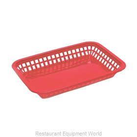 Tablecraft 1077R Basket, Fast Food