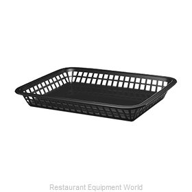 Tablecraft 1079BK Basket, Fast Food