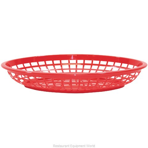 Tablecraft 1084R Food Basket (Magnified)