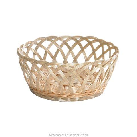 Tablecraft 1135W Bread Basket / Crate