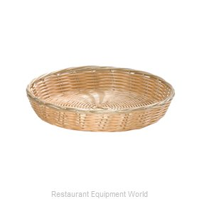 Tablecraft 1169W Bread Basket / Crate