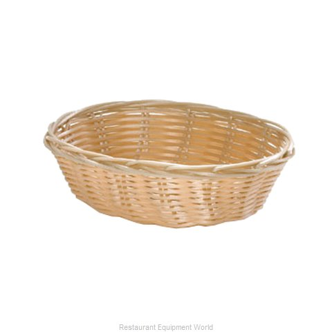 Tablecraft 1171W Bread Basket / Crate