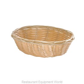 Tablecraft 1171W Bread Basket / Crate