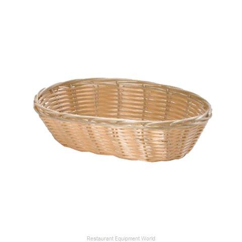 Tablecraft 1174W Bread Basket / Crate