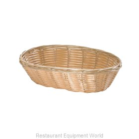 Tablecraft 1174W Bread Basket / Crate