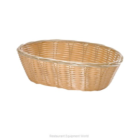 Tablecraft 1176W Bread Basket / Crate