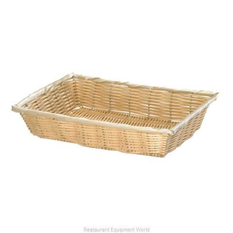 Tablecraft 1187W Basket Tabletop (Magnified)