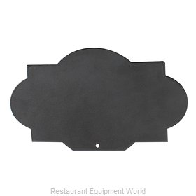 Tablecraft 12003 Tabletop Sign Board