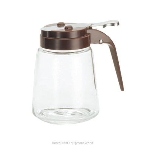 Tablecraft 1370B Syrup Pourer Thumb-Operated