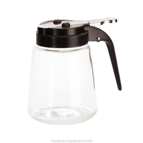 Tablecraft 1370BK Syrup Pourer Thumb-Operated