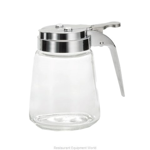Tablecraft 1370CP Syrup Pourer Thumb-Operated