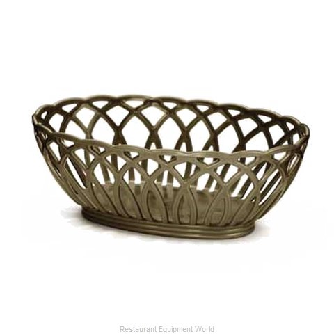 Tablecraft 1374BR Basket Tabletop (Magnified)