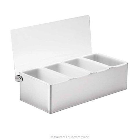 Tablecraft 1604 Bar Condiment Server, Countertop