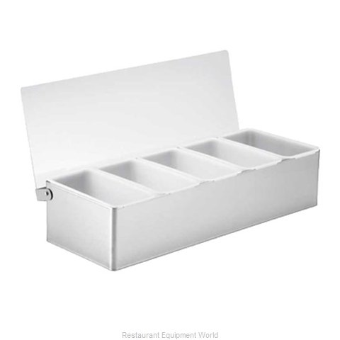 Tablecraft 1605 Bar Condiment Server, Countertop