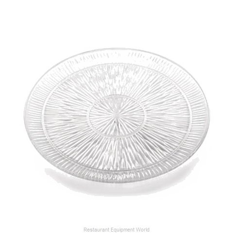 Tablecraft 1818C Tray Decorative (Magnified)