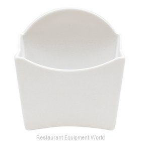 Tablecraft 20026W French Fry Bag / Cup