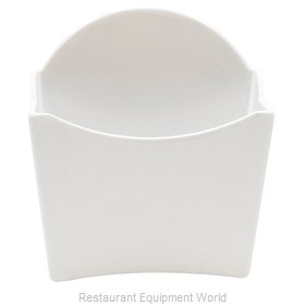 Tablecraft 20027W French Fry Bag / Cup