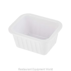 Tablecraft 240008 Ramekin / Sauce Cup, Plastic