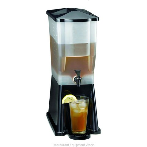 Tablecraft 353DP Plastic Tea Dispenser