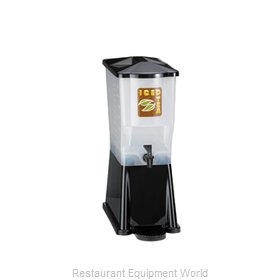 Tablecraft 353DPH Plastic Tea Dispenser