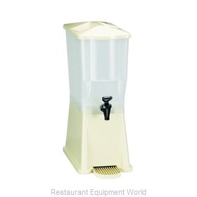 Tablecraft 356DP Beverage Dispenser, Non-Insulated