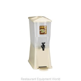 Tablecraft 356DPH Plastic Tea Dispenser