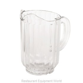 Tablecraft 364 Pitcher, Plastic