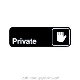 Tablecraft 394505 Sign, Compliance