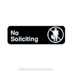 Tablecraft 394527 Sign, Compliance