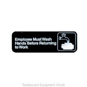 Tablecraft 394530 Sign, Compliance