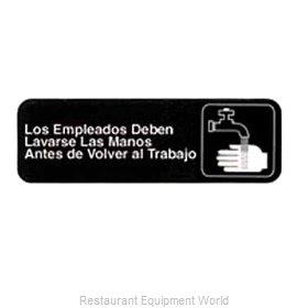 Tablecraft 394545 Sign, Compliance