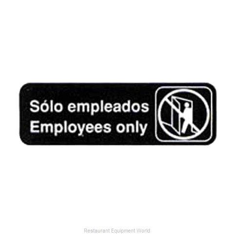 Tablecraft 394586 Sign, Compliance