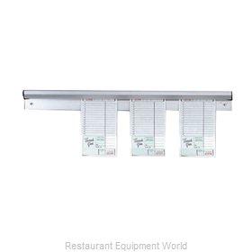 Tablecraft 5518 Check Holder, Bar