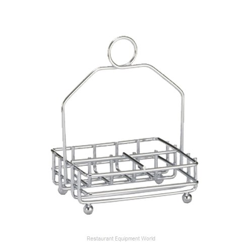 Tablecraft 593R Condiment Caddy Tabletop Rack
