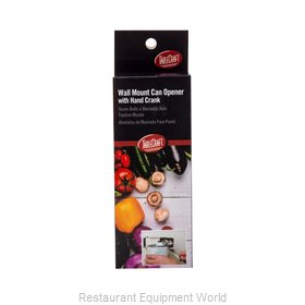 Tablecraft 60910WH Can Opener, Manual