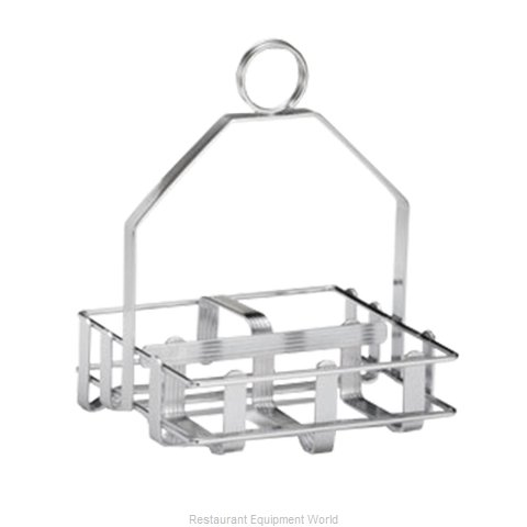 Tablecraft 609R Condiment Caddy, Rack Only