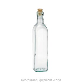 Tablecraft 616 Oil & Vinegar Cruet Bottle