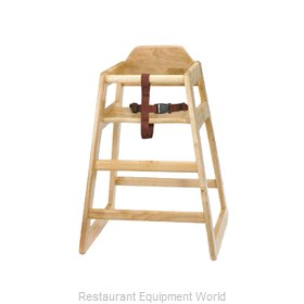 Tablecraft 65A High Chair, Wood